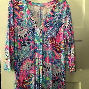 Beautiful Lilly Pulitzer Melli dress